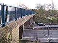 Bridge over M2 Motorway - geograph.org.uk - 1223305.jpg