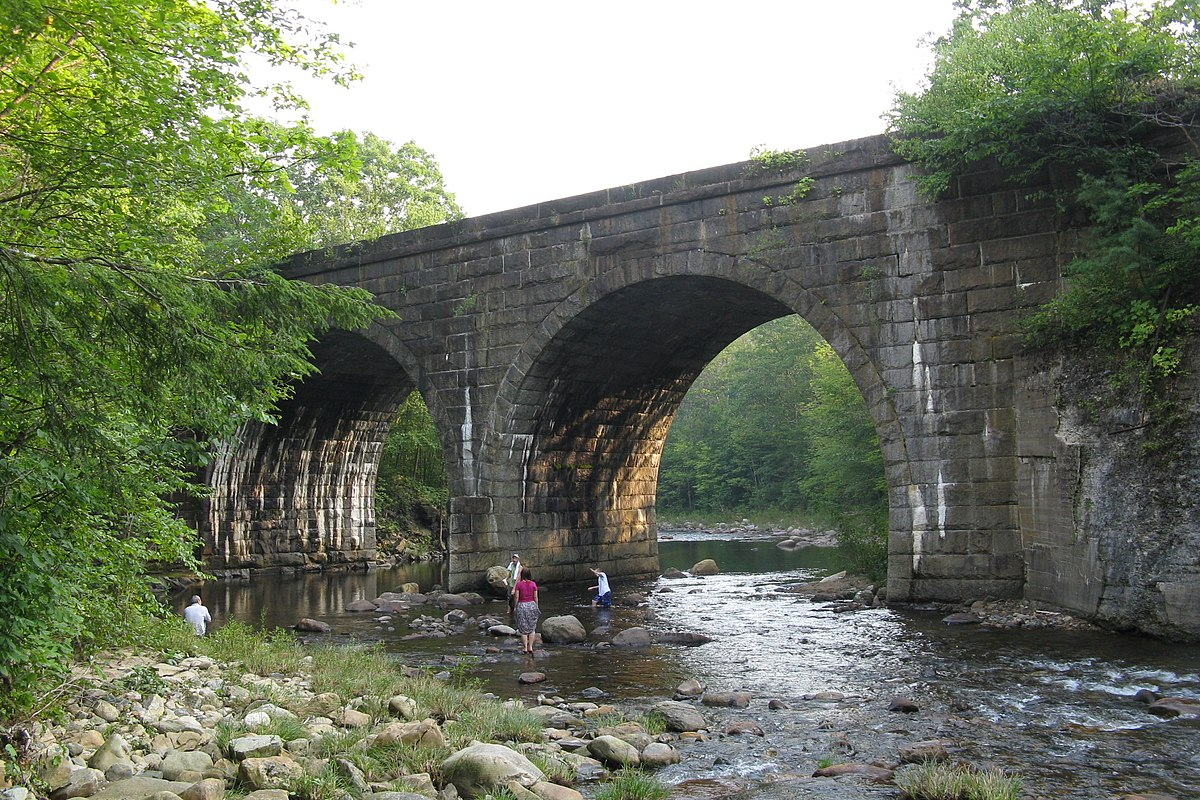 Stone Arch Bridge Design Middlefield–B...