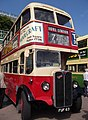 Brighton Hove & District bus 63 (FUF 63), Brighton & Hove bus company 75th anniversary rally (2).jpg