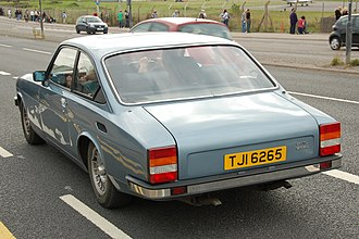 Bristol Cars - The Bristol Britannia (seen here) was produced from 1982 to 1993 and was replaced by the Blenheim.