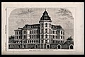 Bristol General Hospital. Wood engraving by W.E. Hodgkin, 18 Wellcome V0012271.jpg