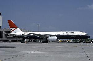 British Airways Boeing 757-236 Basel Marmet.jpg