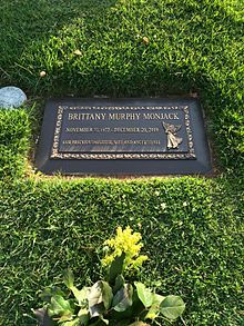 Brittany Murphy Wikipedia