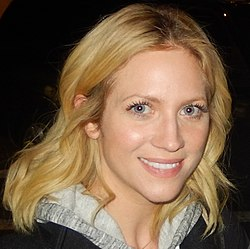 Brittany Snow 2018.