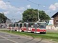 Brno, Nádražní (Wimbledon), Tatra KT8D5R.N2 č. 1713.jpg