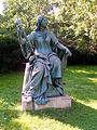 Brno - Park Luzanky - Statue of Tolerance.JPG