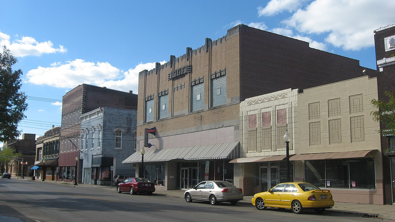 Illinois marion county centralia - National Register Of Historic Places Listings In Marion County Illinois Wikiwand