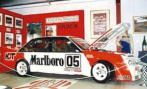 Larry Perkins - The 1984 Bathurst 1000 winning Holden Commodore