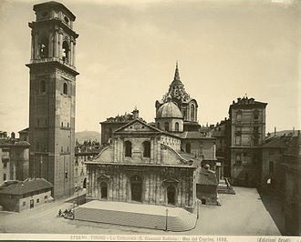 Roman Catholic Archdiocese of Turin - Cathedral of Turin