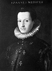 Portret Giovanni de' Medici