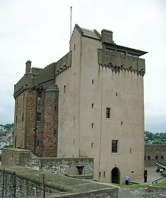 Broughty Castle - Broughty Castle
