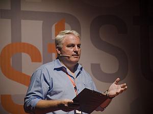 Bruno Giussani at iFest 2008