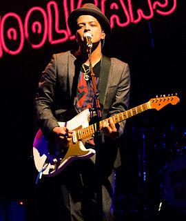 Bruno Mars videography Videos featuring Bruno Mars