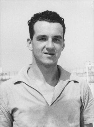 Bruno Pizzul - Bruno Pizzul in 1958