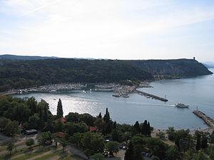 Sistiana - Sistiana Bay