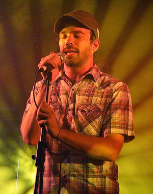 Buck 65 - Buck 65 at Truck Festival in July 2006