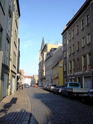 Buckau (Magdeburg) - Engpass