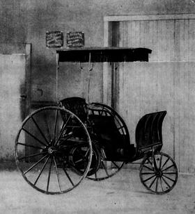 Buckeye gasoline buggy - Wikipedia