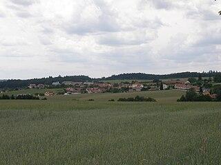 Bukovina (Blansko District) Municipality in South Moravian, Czech Republic