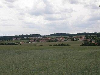 Bukovina (Blansko District) - Image: Bukovina 3