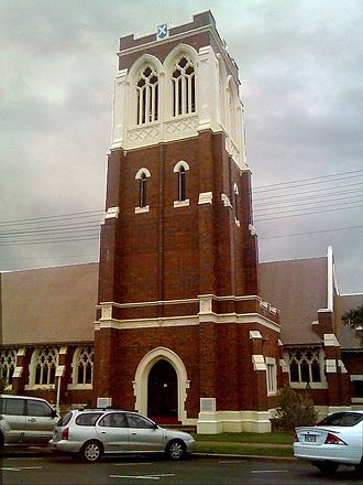 St Andrews Uniting Church, Bundaberg - St Andrew's Church, 2006