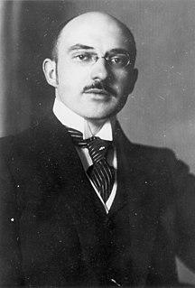 Max Erwin von Scheubner-Richter Nazi leader