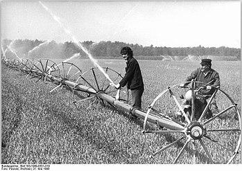 motores para riego agricola
