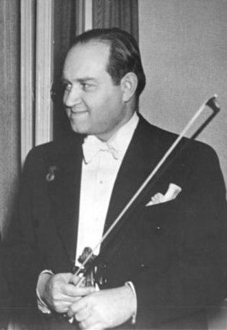 David Oistrakh - Oistrakh in 1954