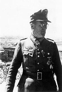 Ferdinand Schörner German Field Marshal
