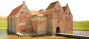 Spøttrup Castle - Spøttrup Castle