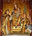Burgbrohl - St. Johannes de Doper, detail zijaltaar.JPG