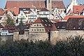 Burgweg Panorama vom Mühlacker Rothenburg ob der Tauber 20180216 005.jpg
