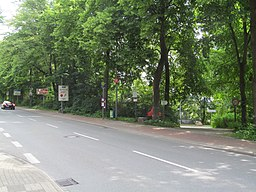 Goetheplatz in Duisburg