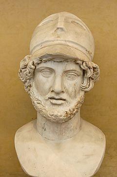 アテナイ全盛時代の政治家ペリクレス