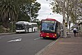 Busways (mo 9701) and Metrobus livered (mo 5317) operated by Hillsbus at Castle Hill Interchange.jpg