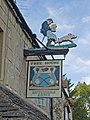 Butcher's Arms pub sign - geograph.org.uk - 962411.jpg