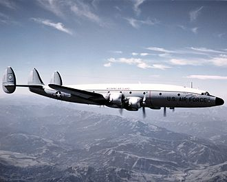 153d Airlift Wing - The 153d ATG operated the C-121G from 1963 to 1972.