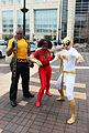 C2E2 2013 - Luke Cage, Misty Knight and Iron Fist (8690010683).jpg