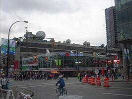 CBC Regional Broadcast Centre Vancouver