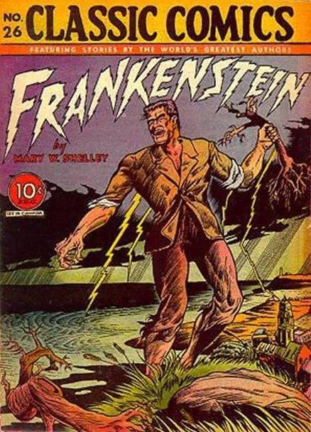 CC No 26 Frankenstein 2
