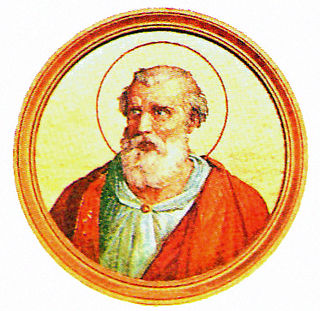 Pope Anacletus 3rd Pope of the Catholic Church