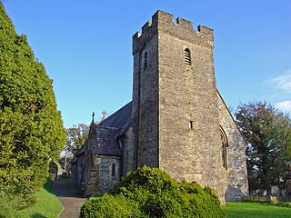 Clydau village, parish, and community in the Hundred of Cilgerran in Pembrokeshire, Wales