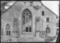 CH-NB - Romainmôtier, Abbatiale, Choeur, vue partielle extérieure - Collection Max van Berchem - EAD-7460.tif