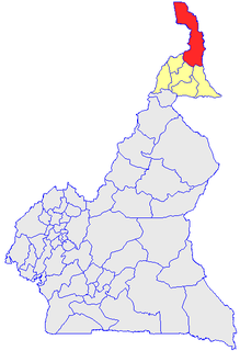 Logone-et-Chari Department in Extreme-Nord Province, Cameroon