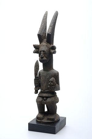 Ikenga - Warrior Ikenga