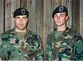CPT Joseph Yorio and SSG Paul Johnson 1st 75th Ranger Regiment 1991.jpg