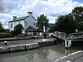 Calcutt Top Lock - geograph.org.uk - 1413503.jpg