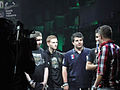 Call of Duty XP 2011 - interviewing the players (6125802426).jpg