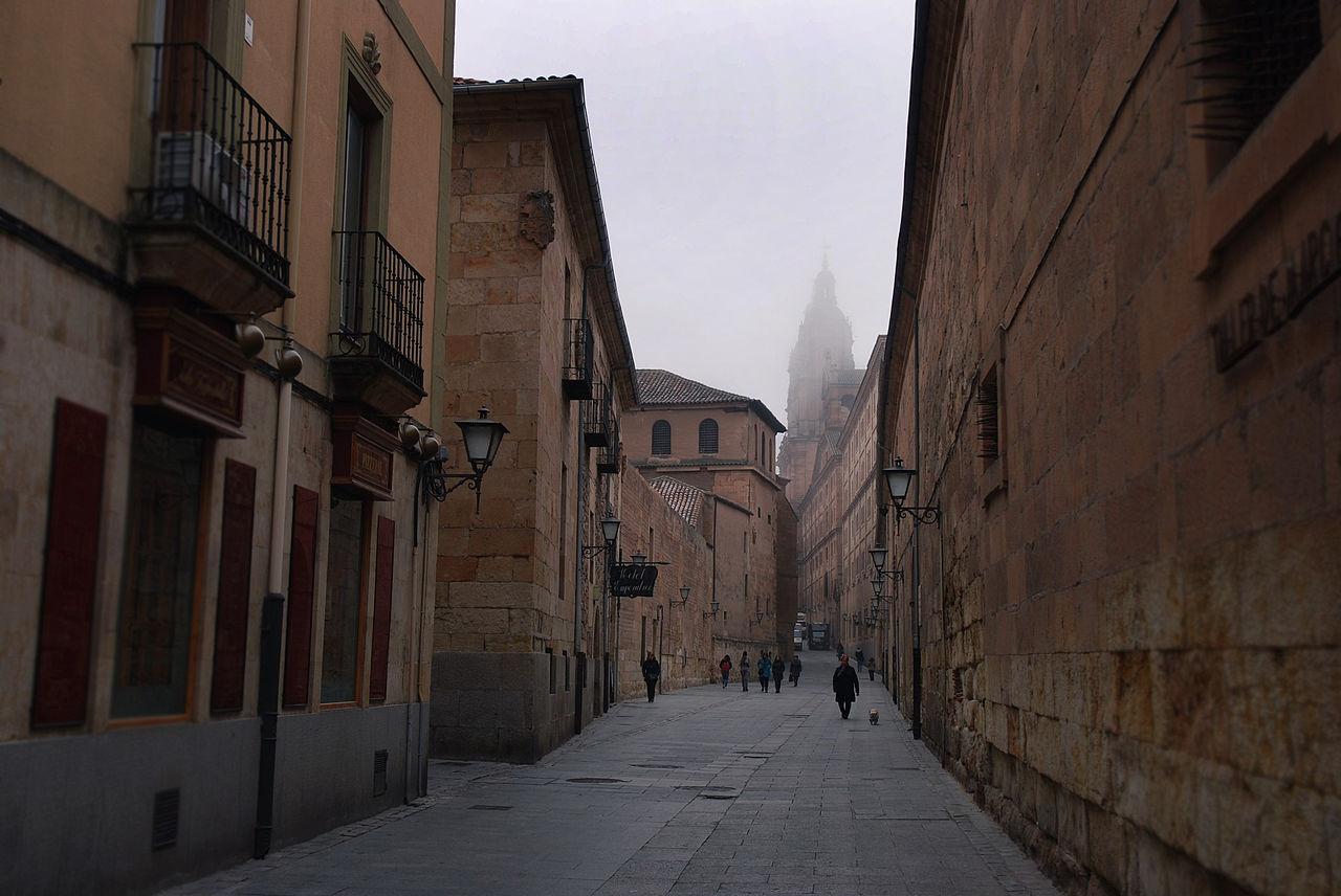 File calle compa a wikimedia commons - Calle valencia salamanca ...