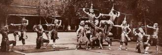 Reamker - Cambodian dance Reamker